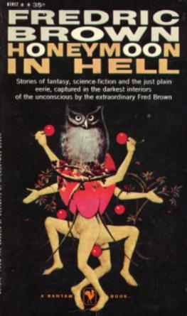 Honeymoon in Hell, Aug 1958